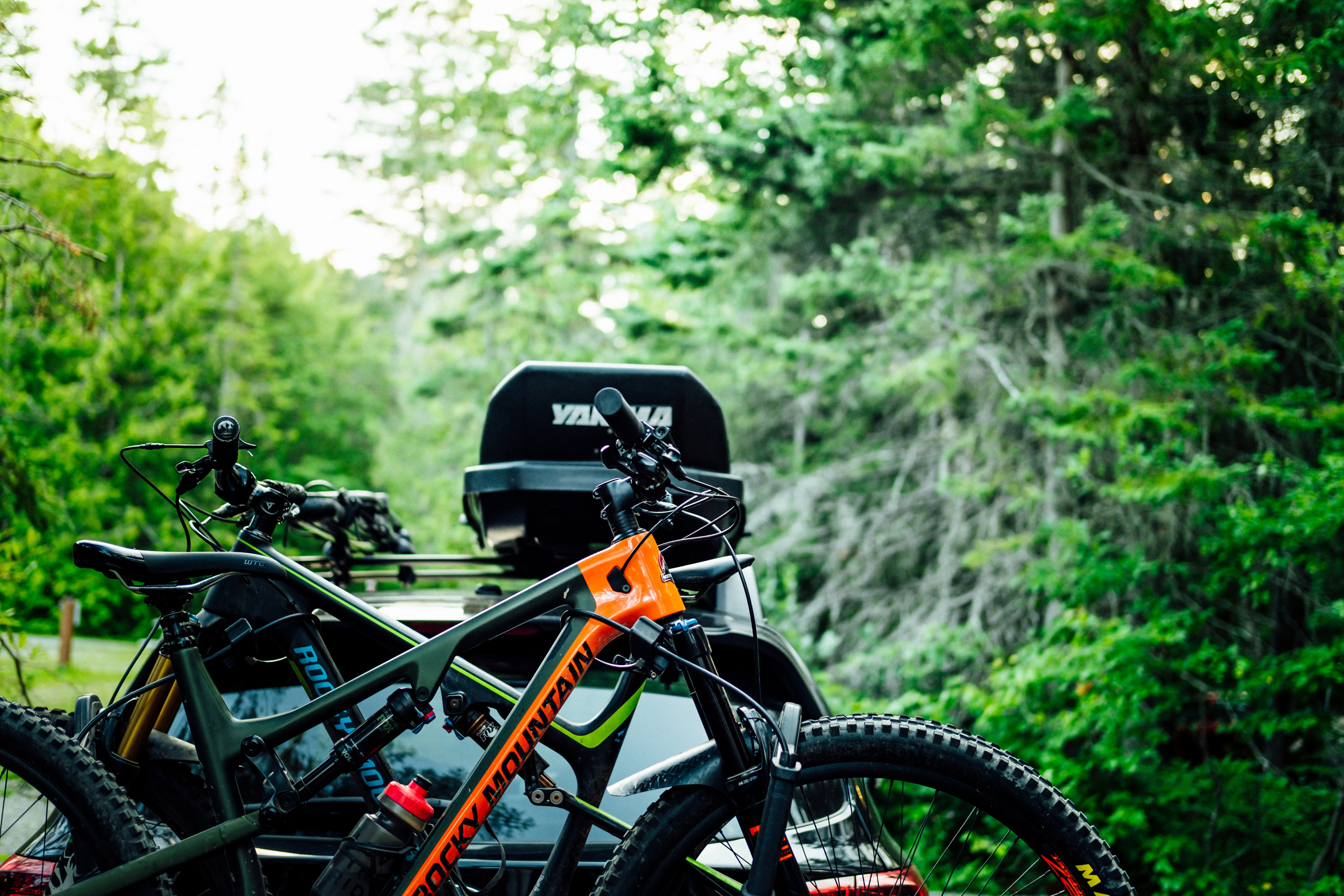 If you follow local rules and proper social distancing precautions, you can still have a great mountain bike road trip this summer. Photo by Tim Foster.