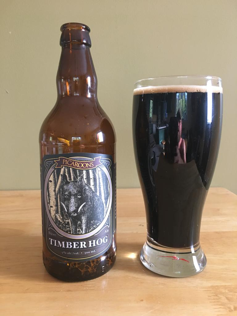 What are you drinking right now?-timber-hog.jpg
