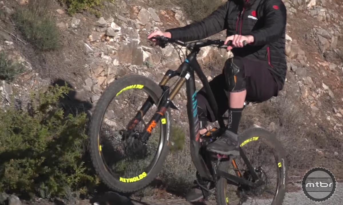 Tips To Improve Your Wheelies