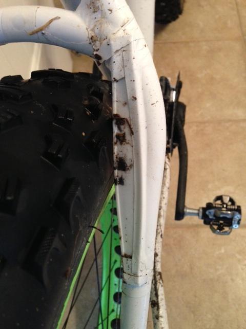 Chain contamination from mud-tire-scraper.jpg