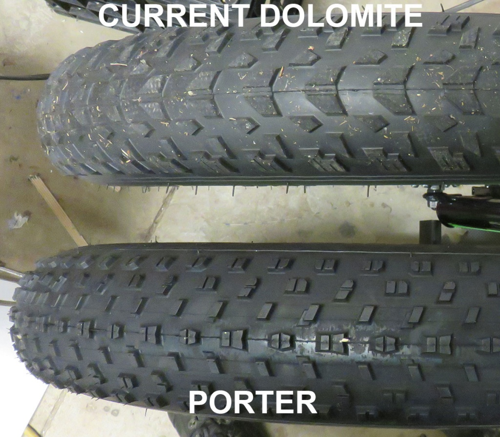 Iron Horse Porter VS.  Mongoose Dolomite - (they are not the same bike after all)-tire3.jpg
