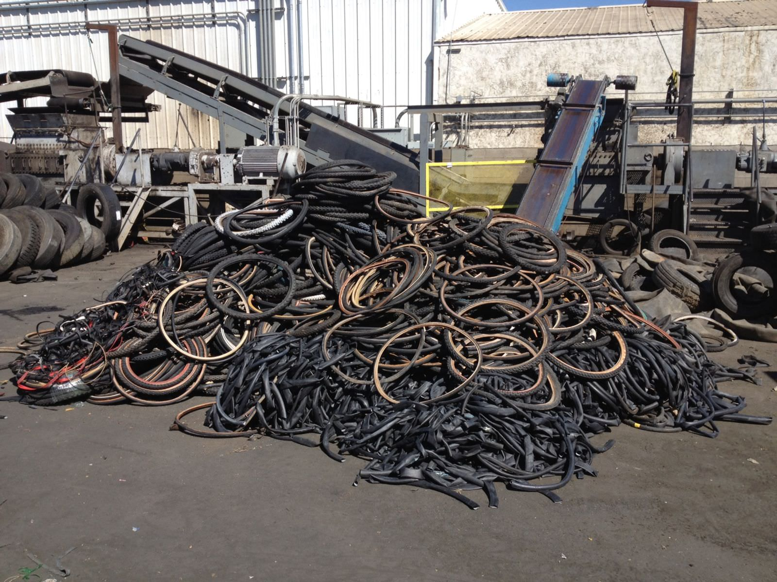 Rottua Sandals Tire Collection Pile
