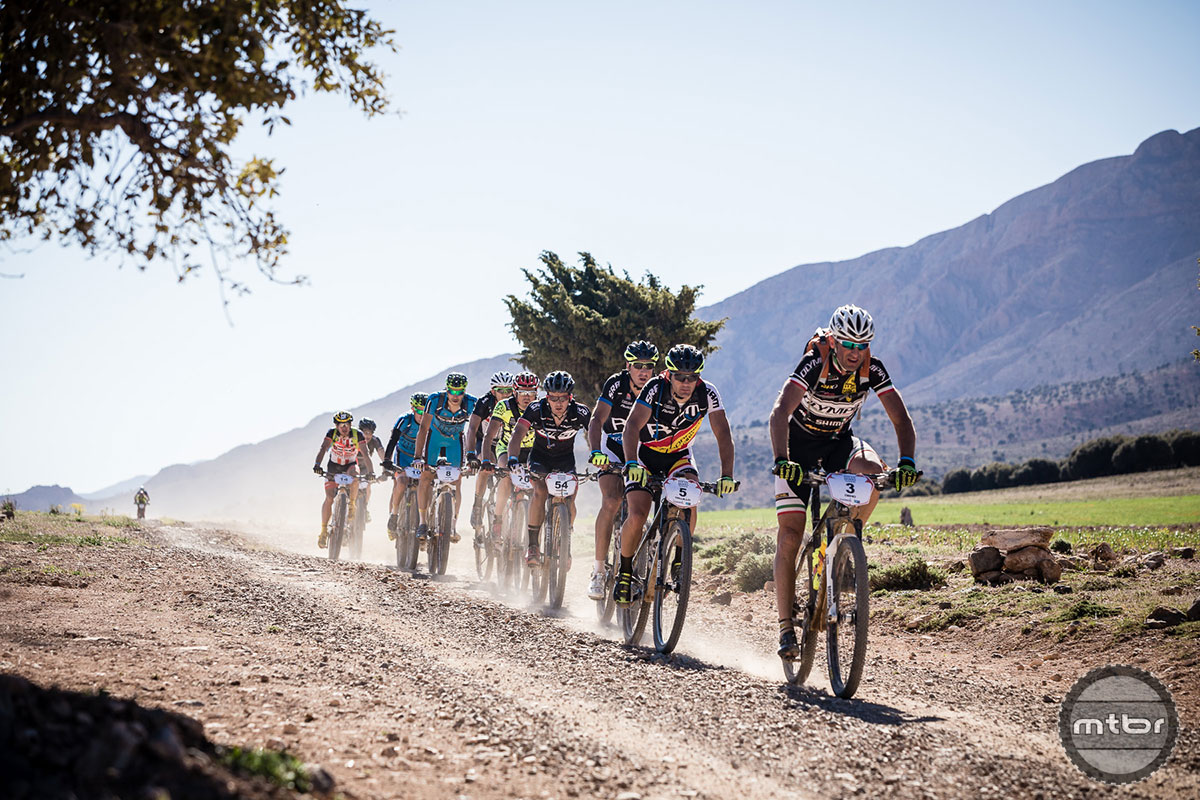 Titan Desert Stage Race