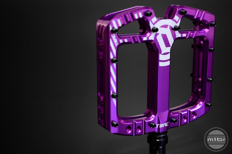 The Tmac comes in a number of colors, including our personal favorite - purple!