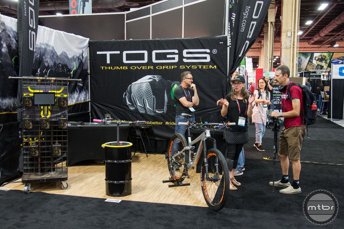 TOGS Interbike 2017 Booth