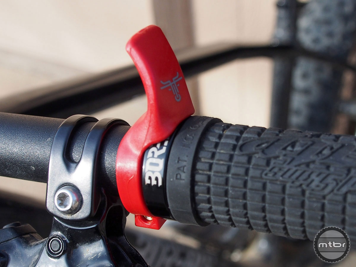 TOGS Thumb Over Grip System