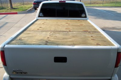 Used Truck Bed Covers Hard