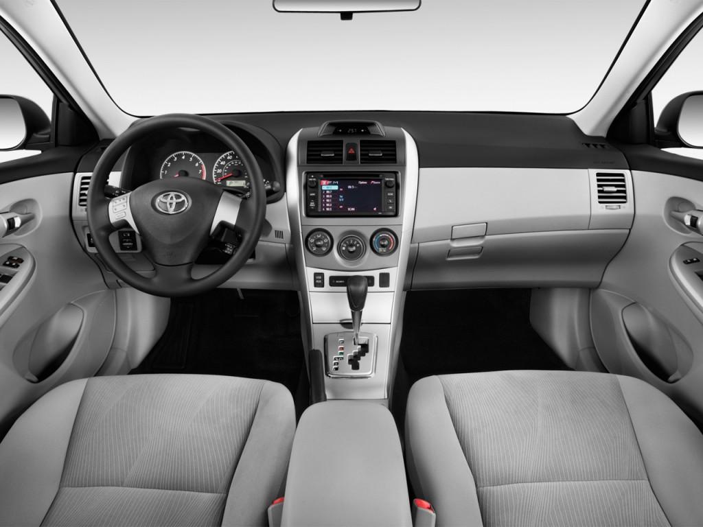 Toyota Corolla Or Similar Small Cars L 2017 Interior