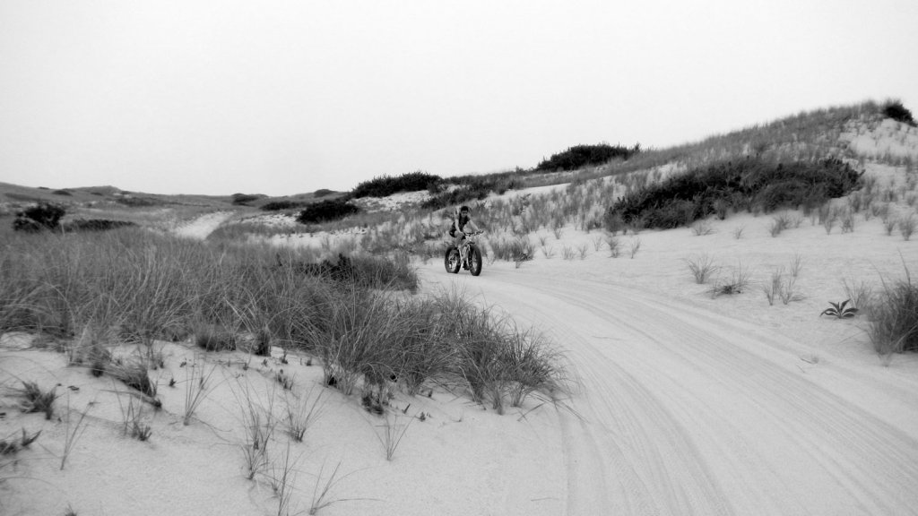 The Labor Day Weekend Fat-Bike Peace Talks-  Photo Thread-tracy-b-w.jpg