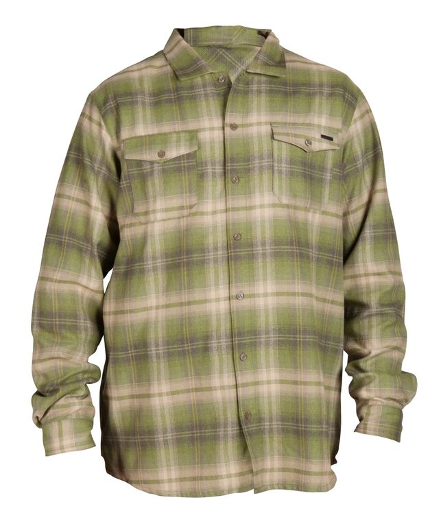 Tradesman GreenPlaid
