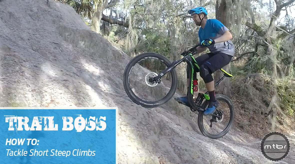 Jeff Lenosky Trail Boss Series tackles Florida's Carter Road