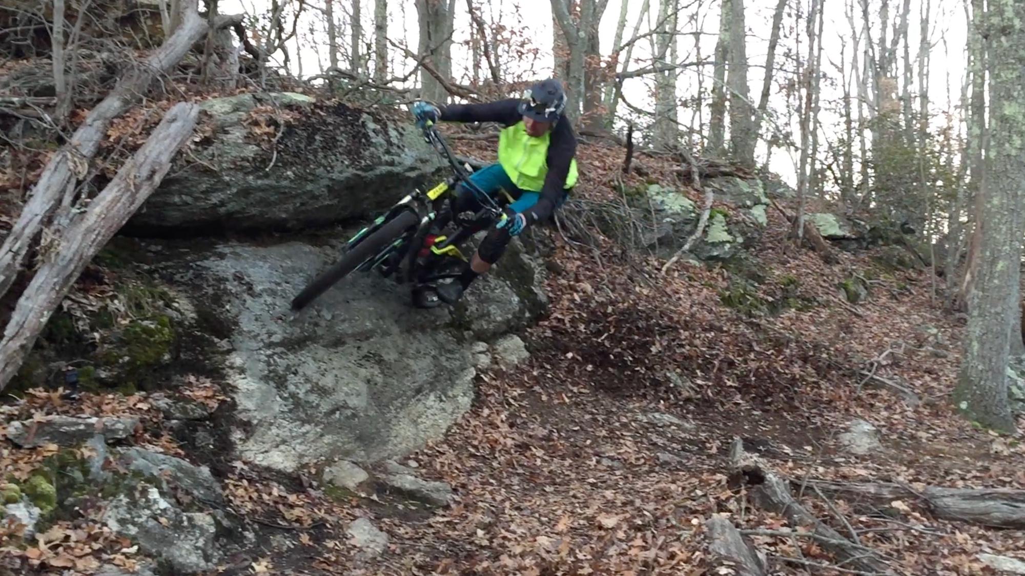 Jeff Lenosky Trail Boss