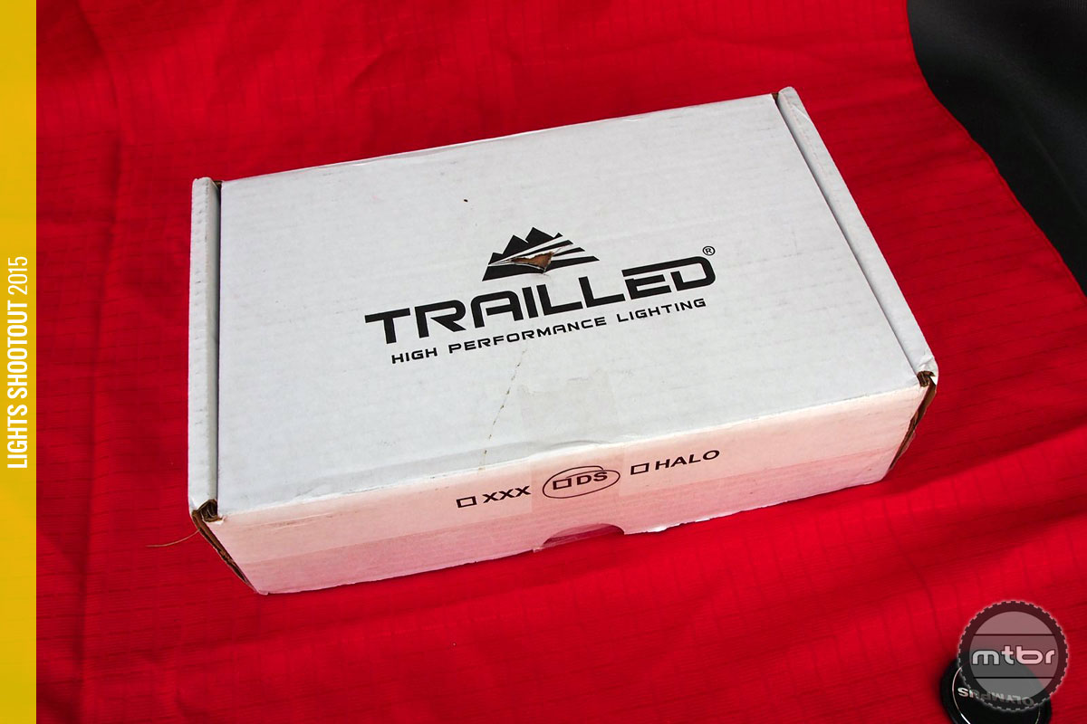 Trail LED DS Box