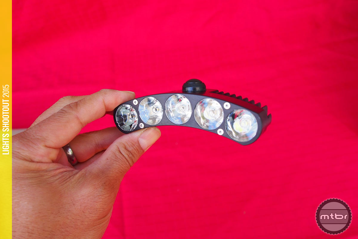 Trail LED DS Lens