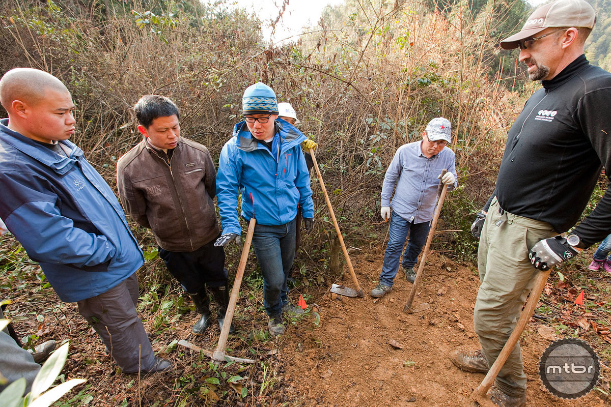 Trail Solutions in China