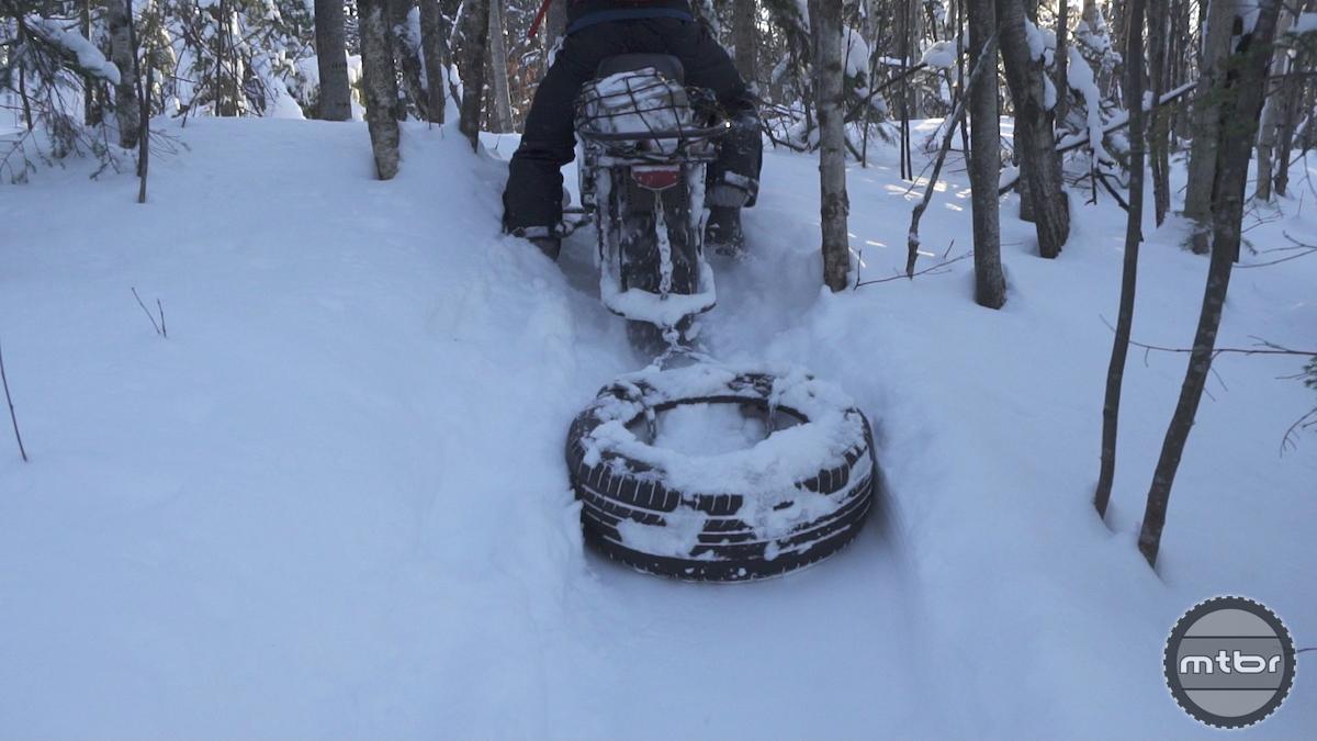 Trail Grooming