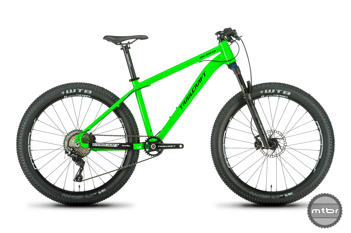 Trailcraft Cycles Big Mesa 26+