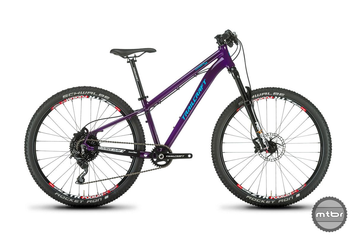 Trailcraft Cycles Big Mesa 26+