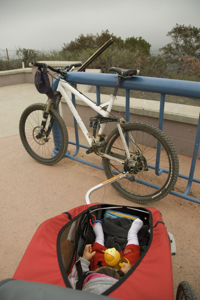 Can I Tow A Kid Trailer With My Full Suspension Bike