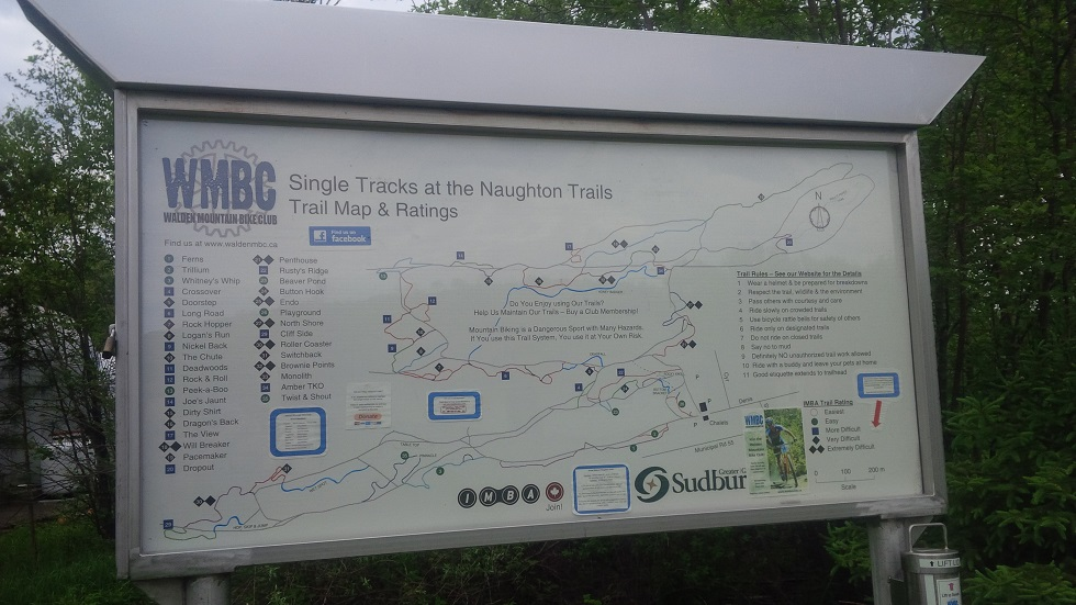 Sudbury - Giving some love to Walden MBC / Naughton Trails-trailmapboardfront.jpg