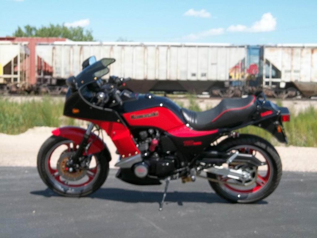 2007 Honda Shadow Spirit 750 Motorcycle Review Mtbrcom Bob Train