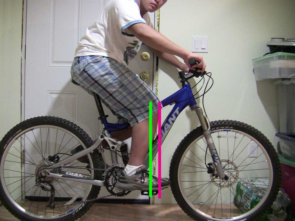 Opinions please. Trance X3 bike position (w/ pic)-trancex3_proper_riding_position.jpg