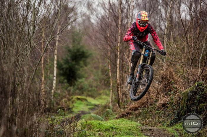 While the new Transition Factory Squad has a deep roster of young talent, their standout racer is Tahnee Seagrave.