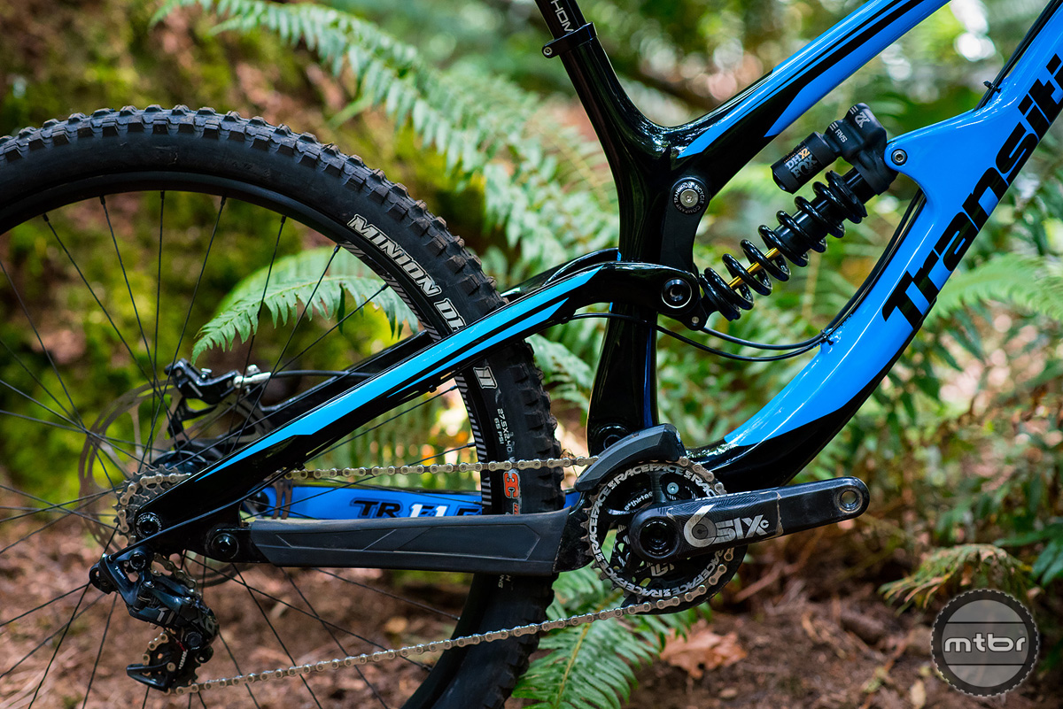 Transition Tr11 Dh Bike First Look Mountain Bike Review