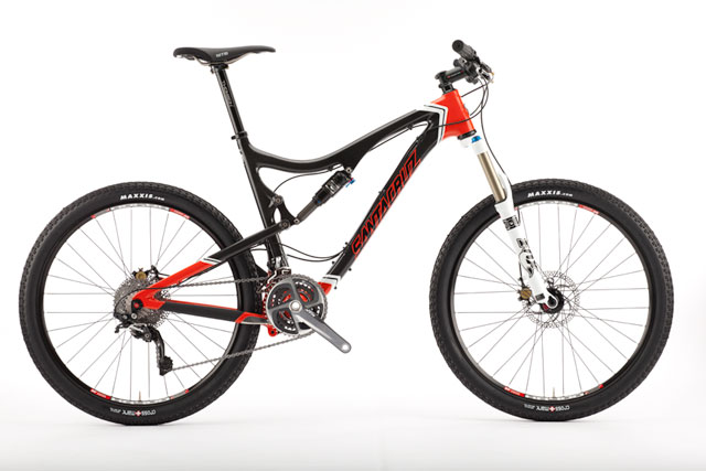Santa Cruz Bicycles - Blur TRc