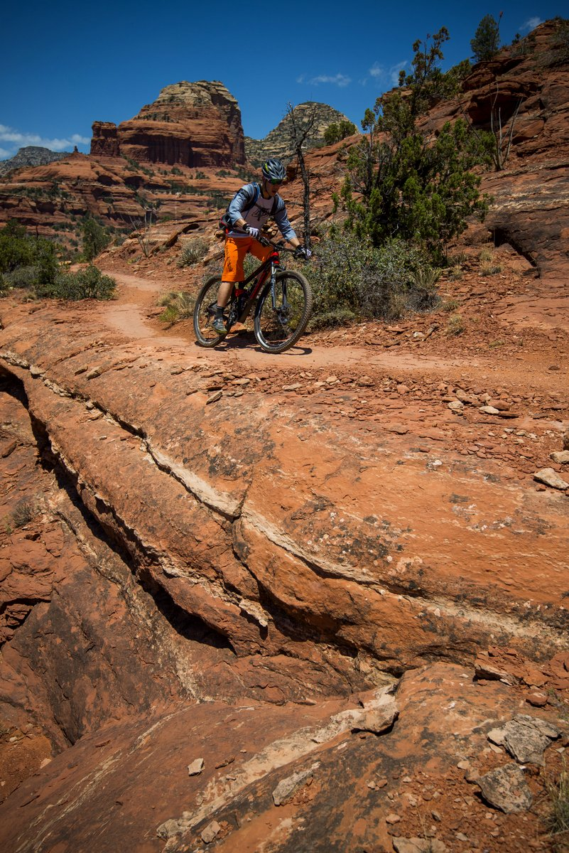 Trek Fuel 29er near Ledge