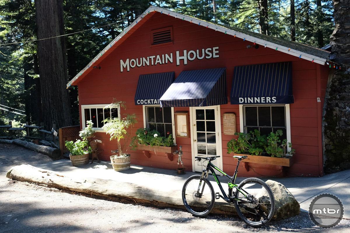 Trek Fuel EX 7 at Mountain House