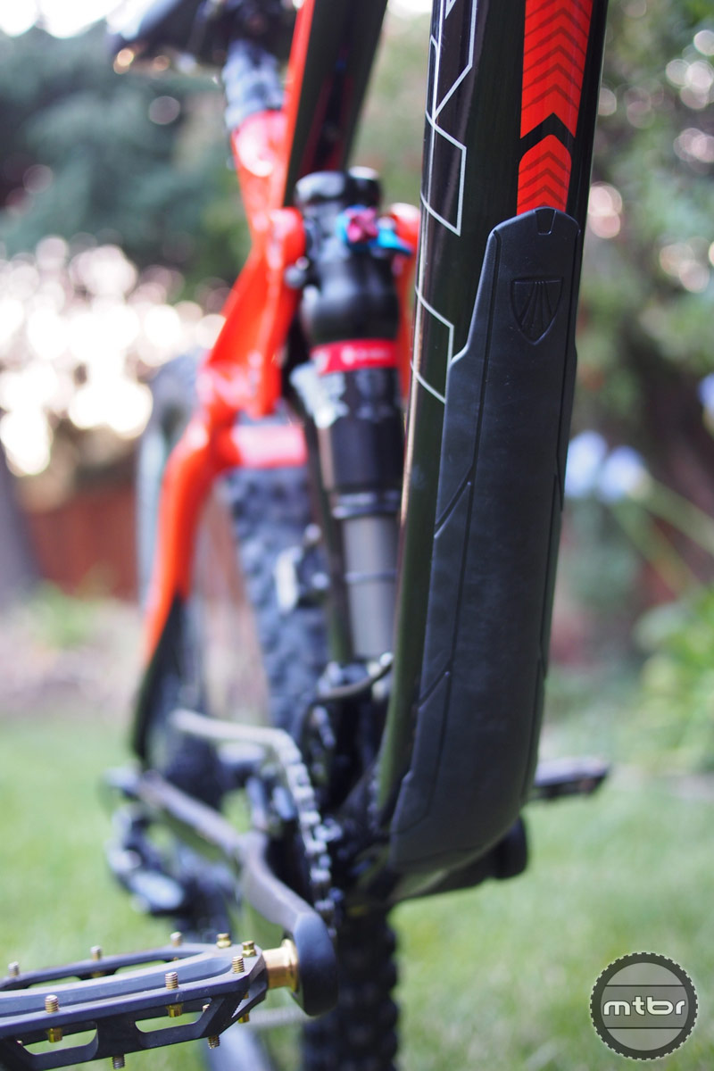 Trek Slash 9 Frame Armor