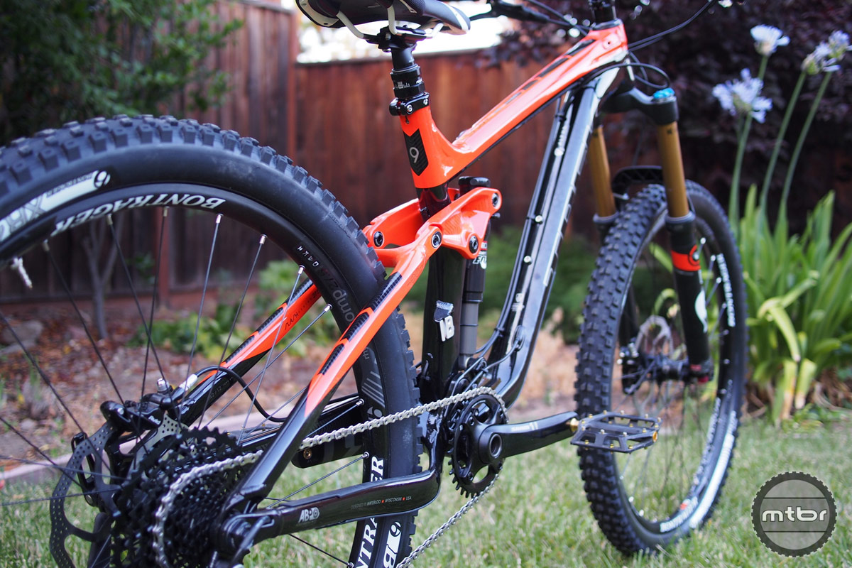 Trek Slash 9 Frame