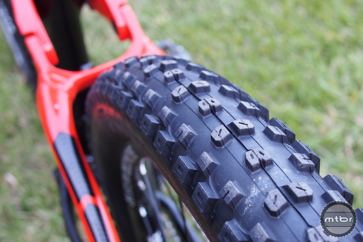 Trek Slash 9 XR4 Rear Tire