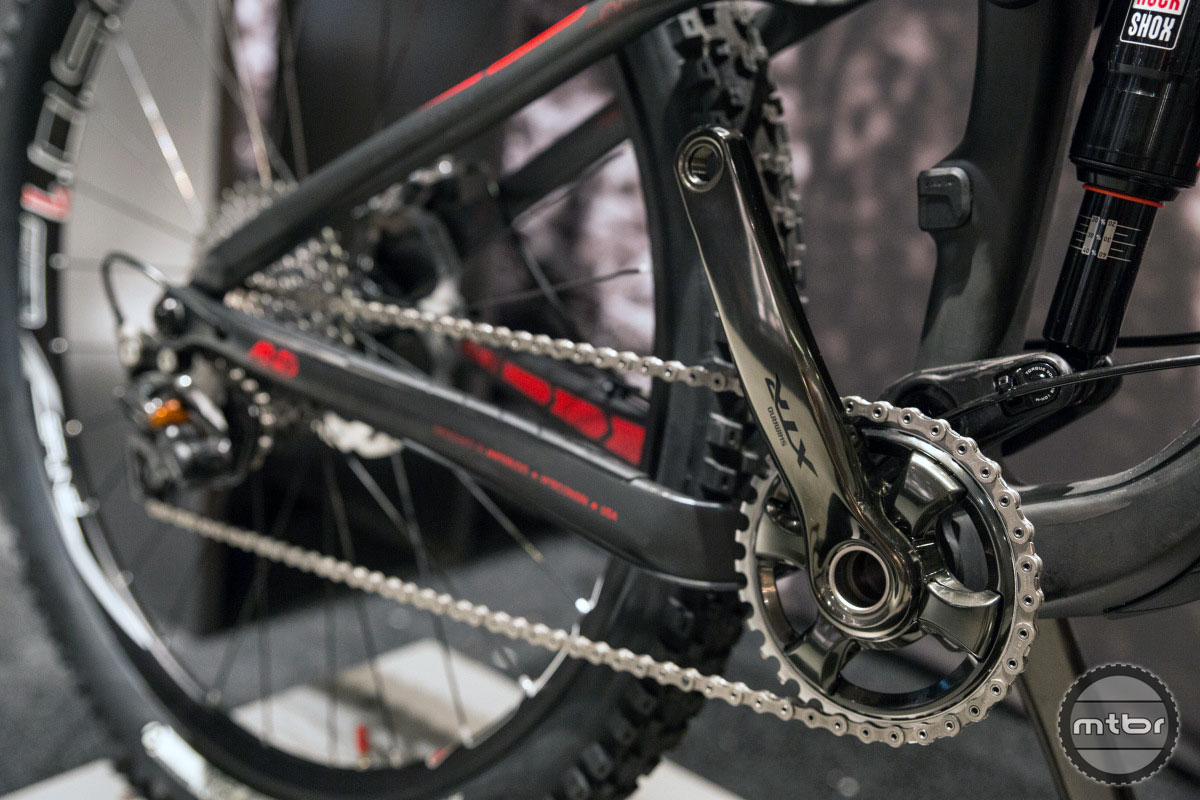 Trek Slash 9.9 Crank