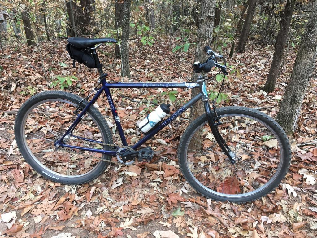 how to ride rigid mountain bike
