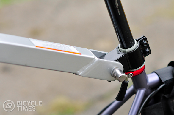 dcd210553ed Thread: Trek Trailer bike connected to daddy's new Reverb dropper post. Hmm?