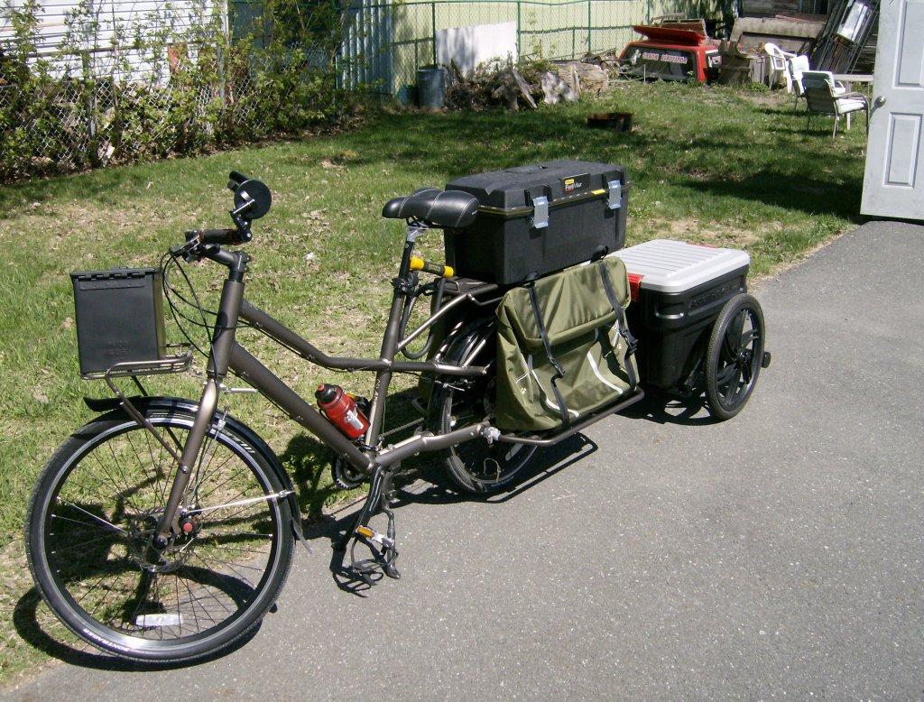 Trek Transport And Actionpacker Trailer Mtbr Com