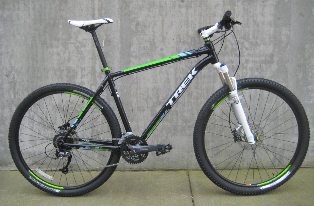 Schellers Fitness and Cycling  The 2013 Trek Gary Fisher Marlin . ce75fc654