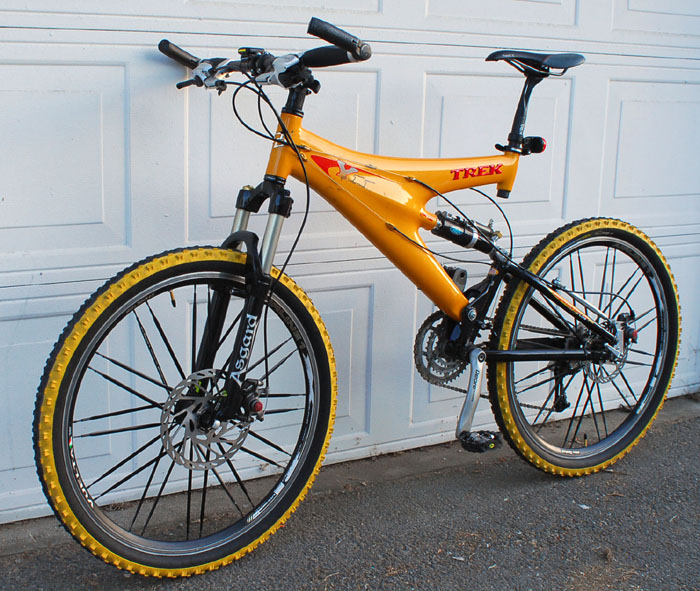 Is A Trek Y Series Vintage Mtbr Com