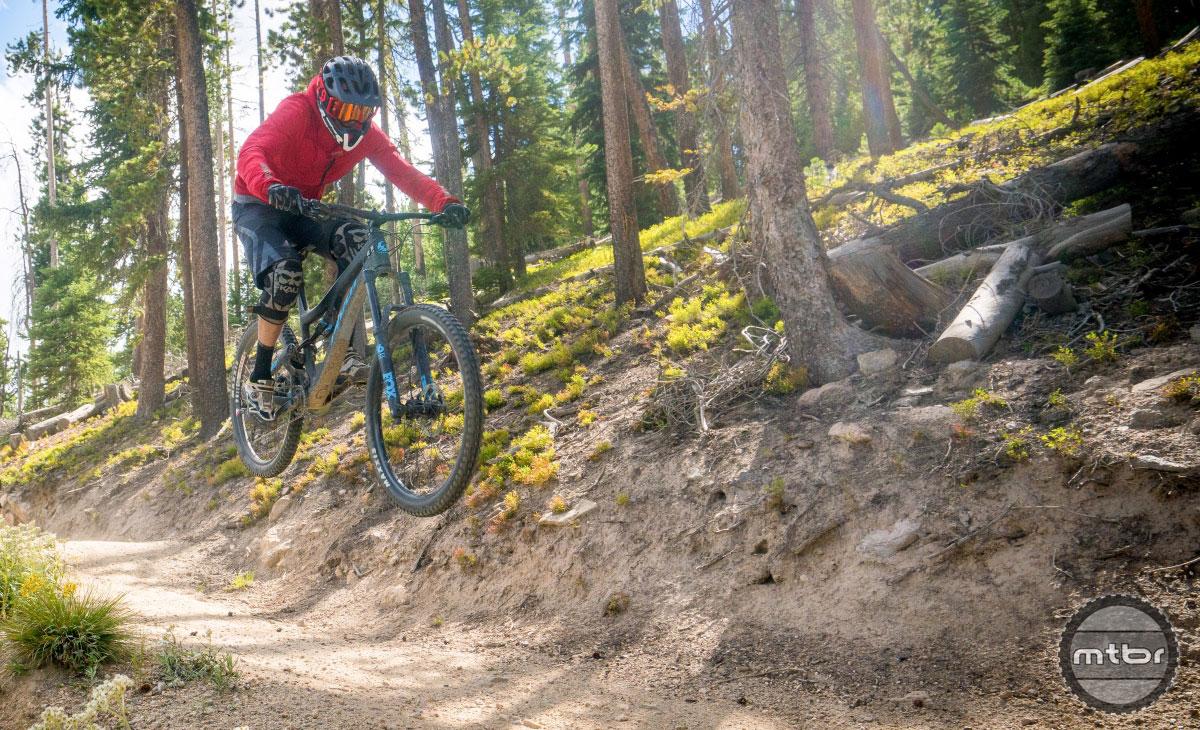 Trestle Bike Park: Going back to (MTB) school