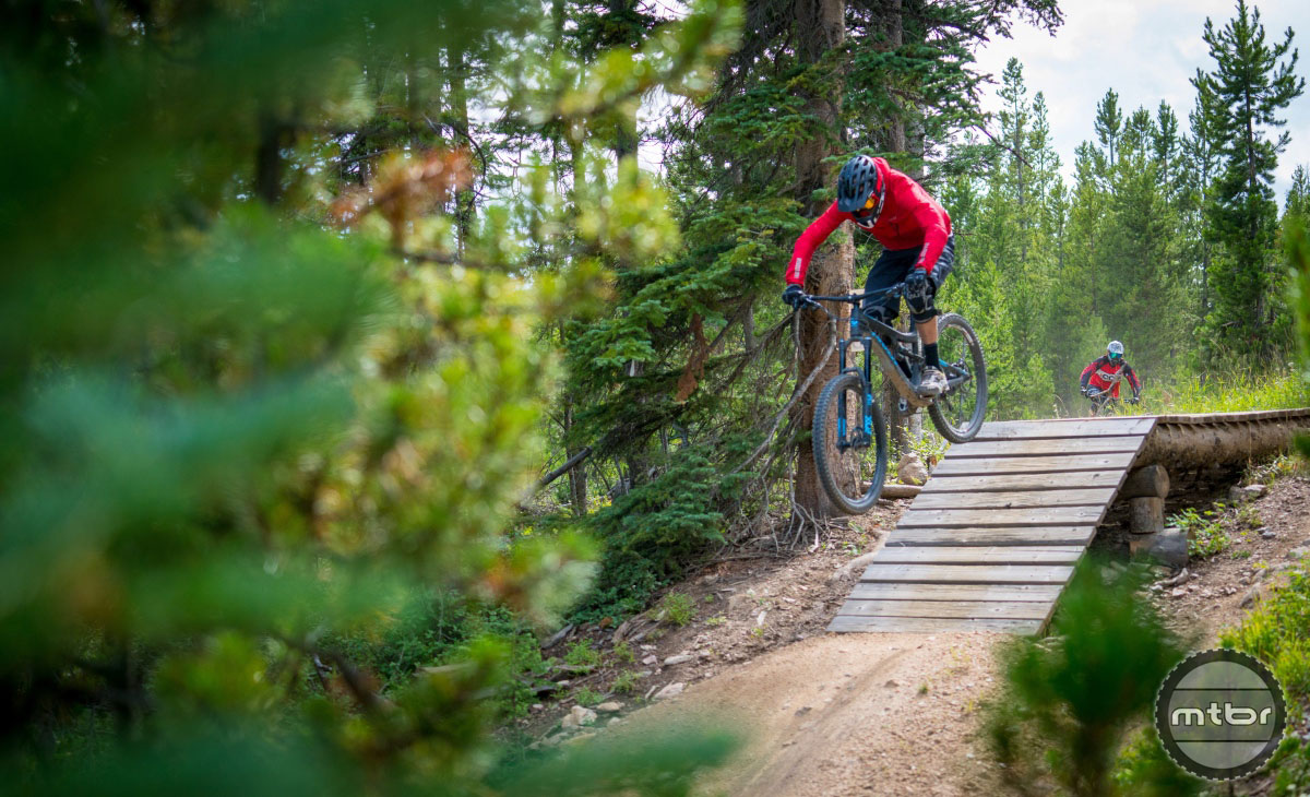 Trestle Bike Park: Going back to (MTB) school