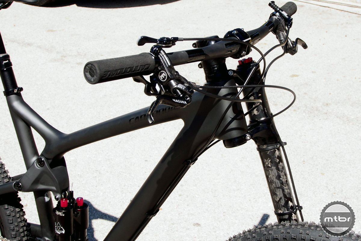 Cannondale Trigger 27.5 Controls