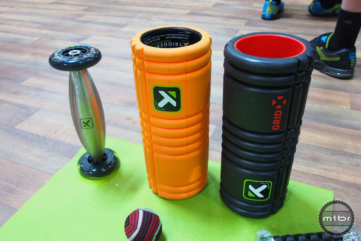 TriggerPoint GRID, GRID X Foam Rollers and Cold Roller