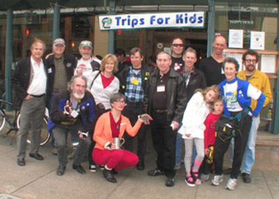 Trip For Kids - Mountain Bike Pioneers!