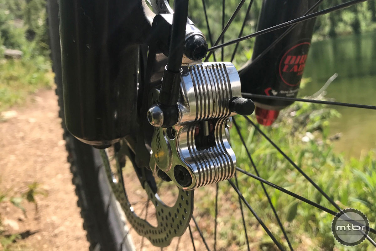 TRP G-Spec Quadiem Brakes Review