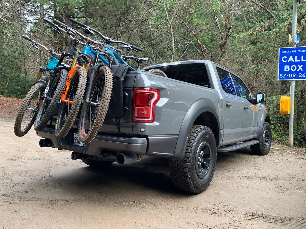 NorCal Rigs that Tacomas Envy-truck-bikes.jpg