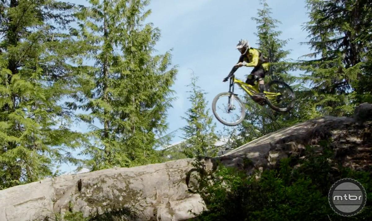 Whistler Mountain Bike Park Opens