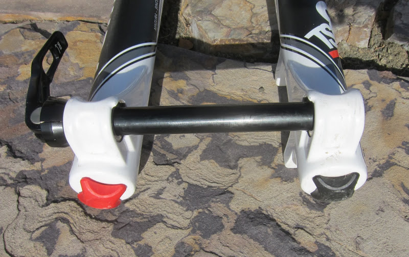 Magura TS8R 150 Fork bottom bumpers