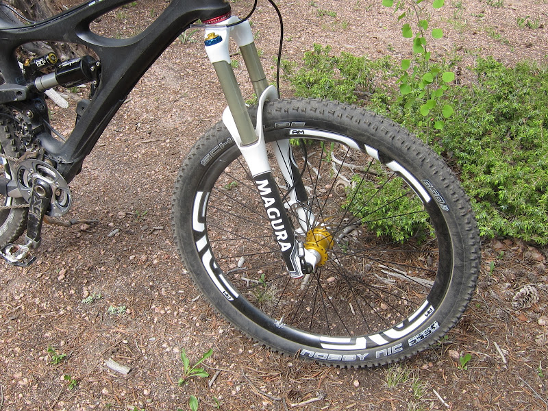 Magura TS8R 150 Fork Front